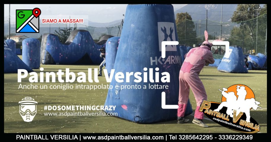 paintball versilia in toscana